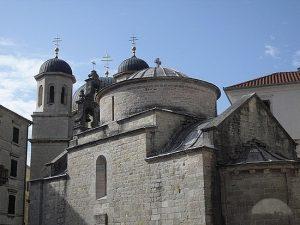 St Luke's Church and St Nikola's Church, Kotor