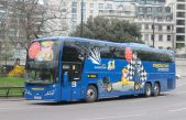 Viajar low cost por Europa, desde 1 euro con Megabus