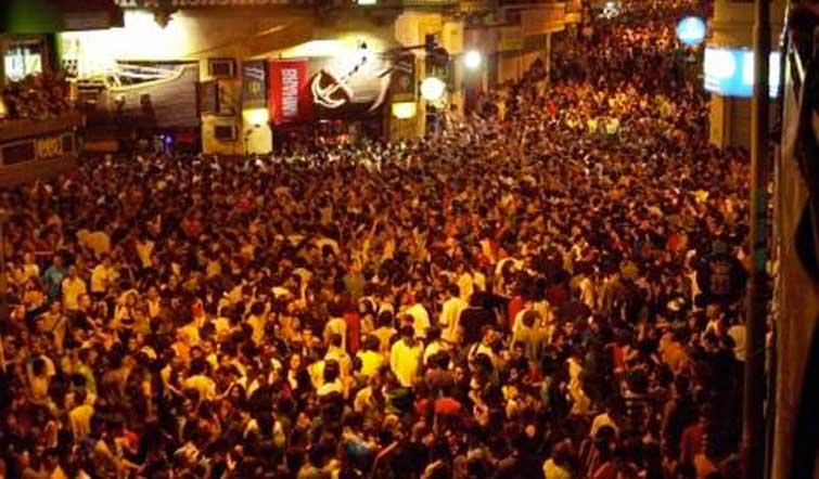 Día de San Patricio en Buenos Aires