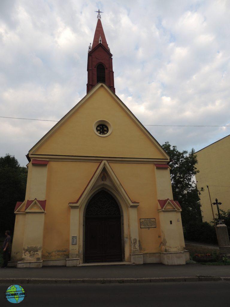 Banska-Stiavnica Iglesia Sta Isabel