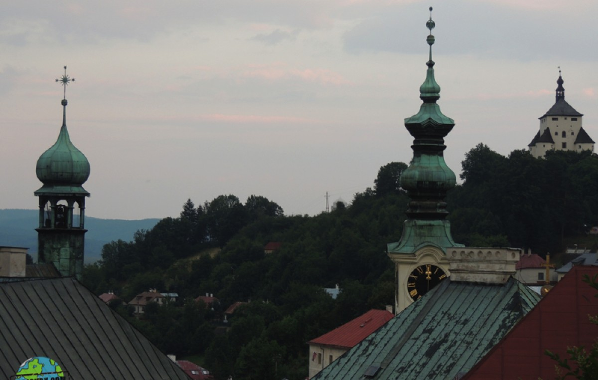 Banská Štiavnica – Que ver en Eslovaquia