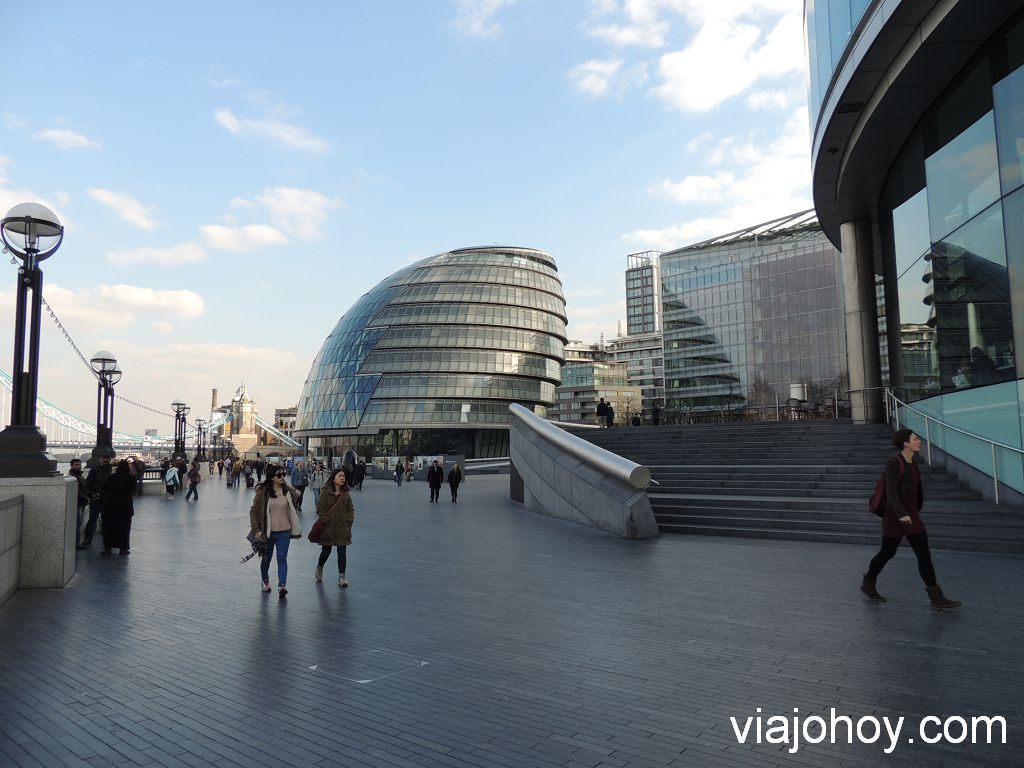 City-Hall-london-viajohoy