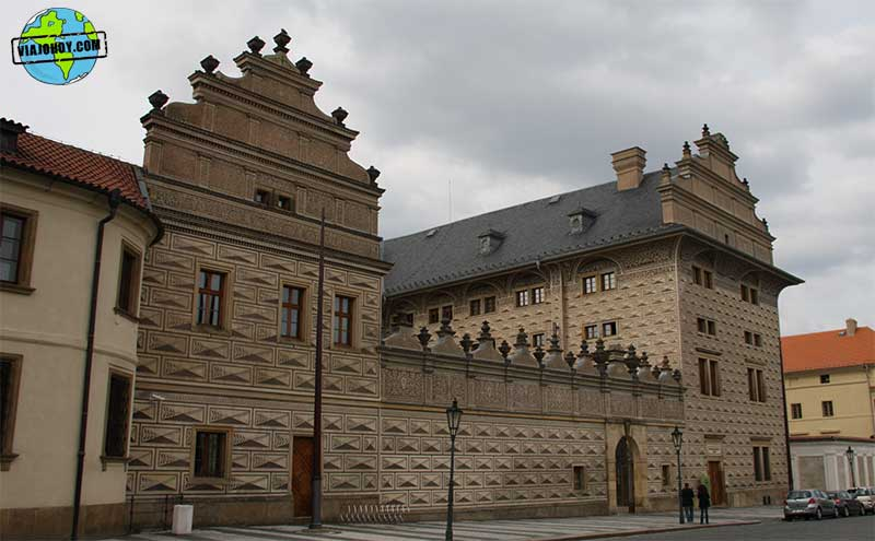 El Palacio de Schwarzenberg – Viaje a Praga