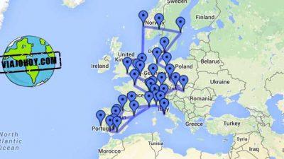 No volverás a perder ningún punto turístico gracias a Google My Maps