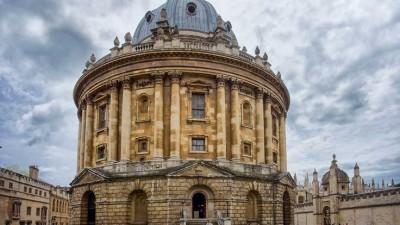 Oxford elegante e intelectual