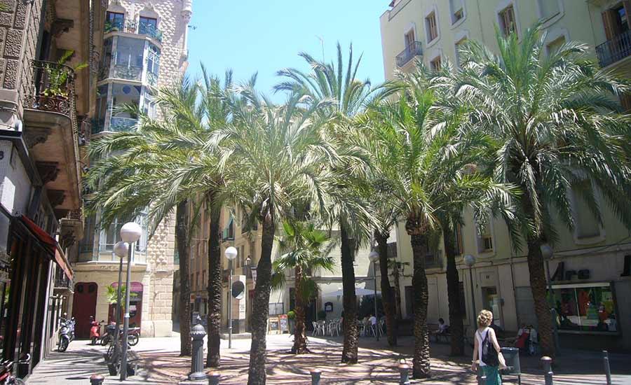 Barrio de Gracia - Barcelona