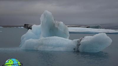 Impresionantes glaciares en Islandia
