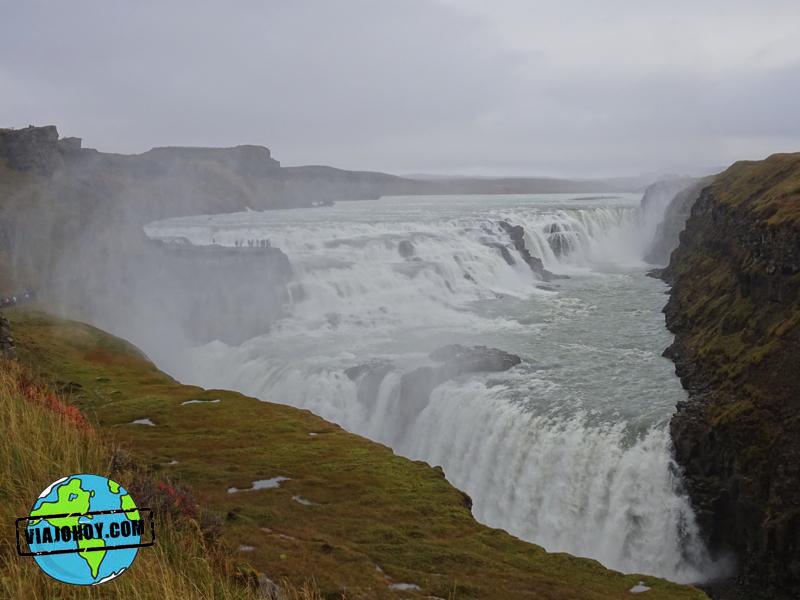 cascada-islandia-gulfoss-viajohoy